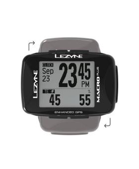Lezyne Macro Plus GPS Smart...