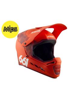 661 Kask Reset Mips Digi Orange