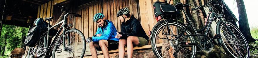 Rowery turystyczne i cross: Cannondale, GT, Fuji, Kross, Kellys