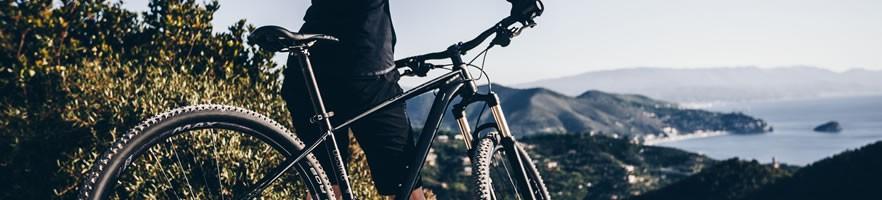 Rekreacyjne rowery mtb