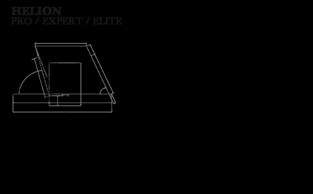 Geometria roweru GT Helion Elite