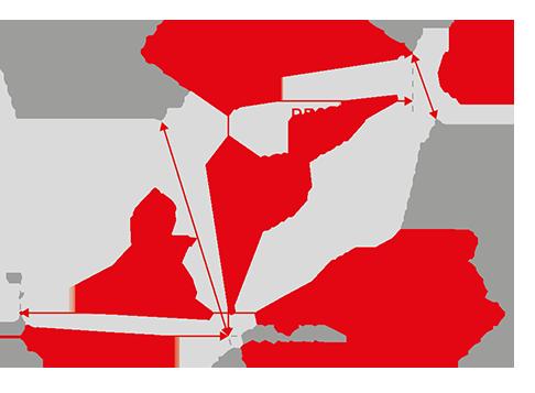 Geometria roweru Kross Evado