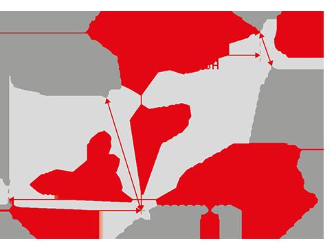 Geometria roweru Kross Lea