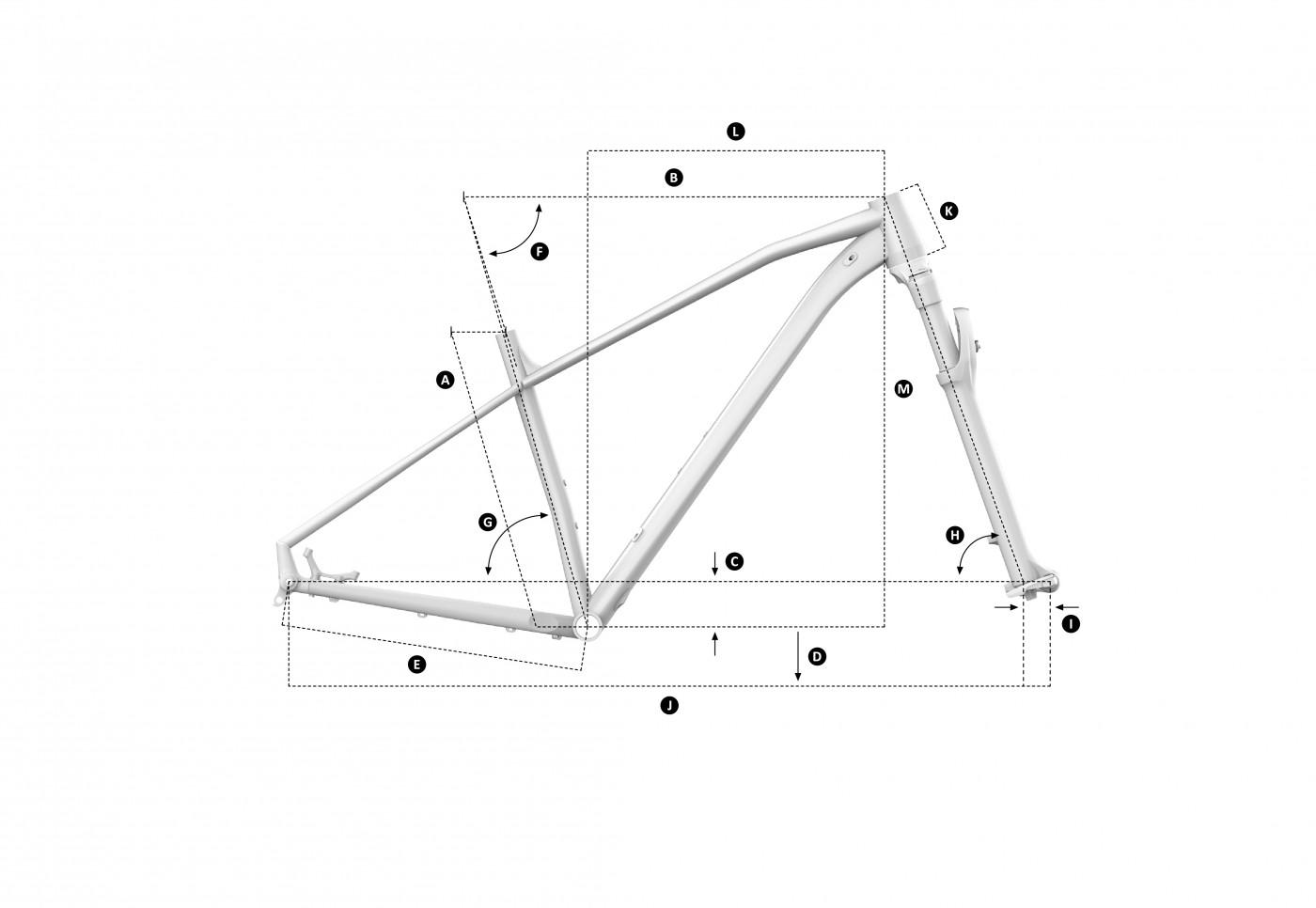 geometria mondraker chrono 2019