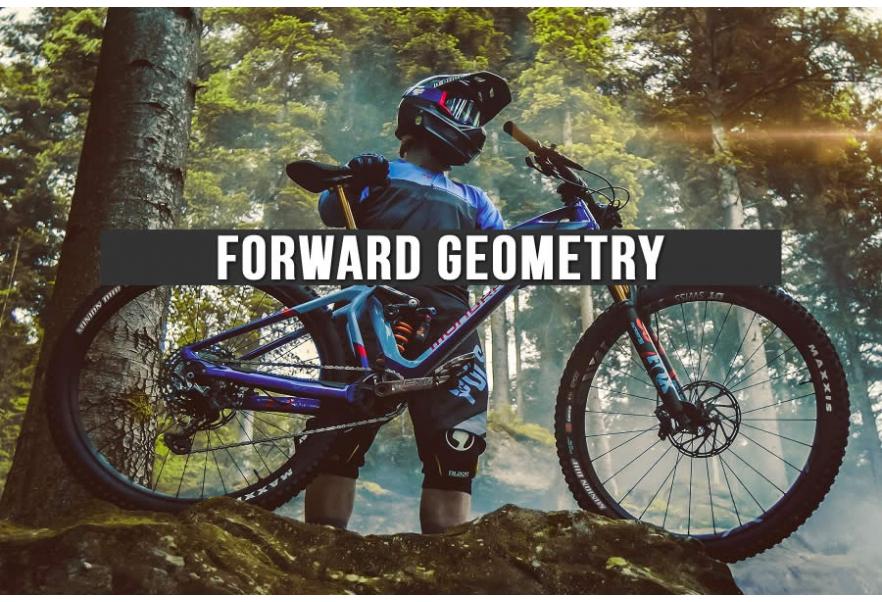 Mondraker Forward Geometry