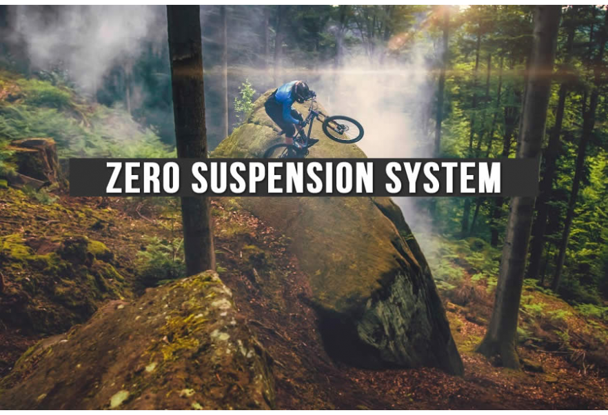 Mondraker: Zero Suspension System