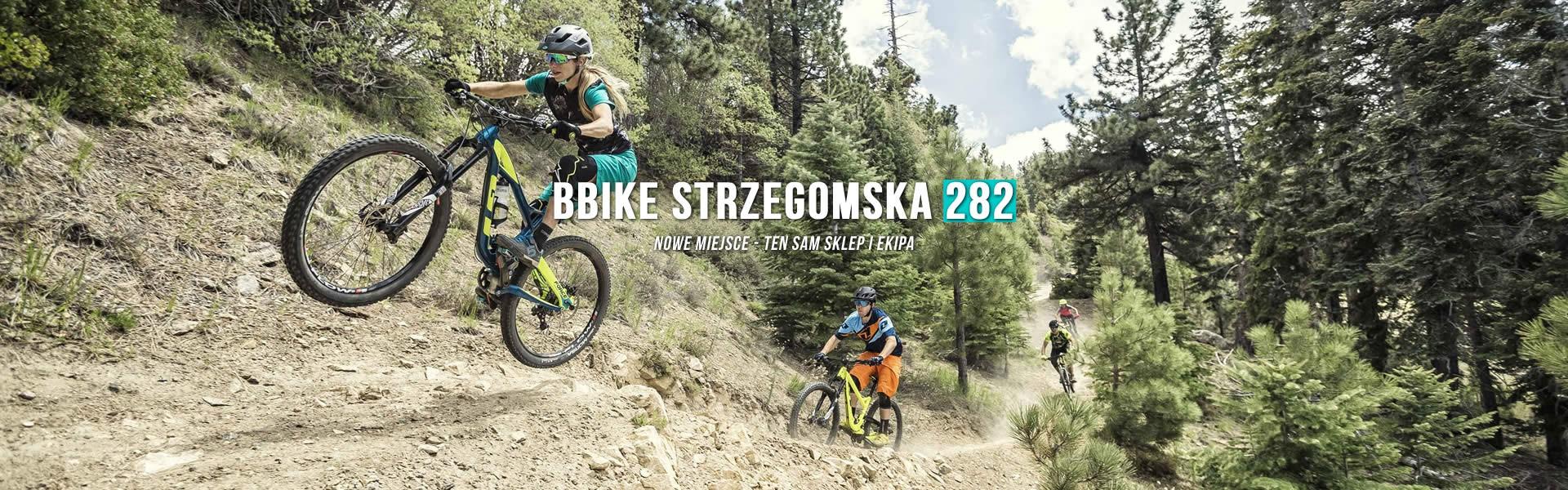 Bbike, Rowery Wrocław, Strzegomska 282