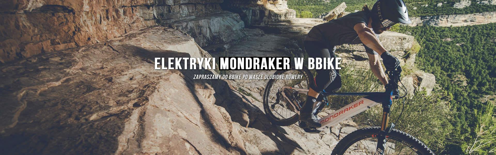 Elektryczne rowery Enduro i Trail Mondraker już są dostępne!