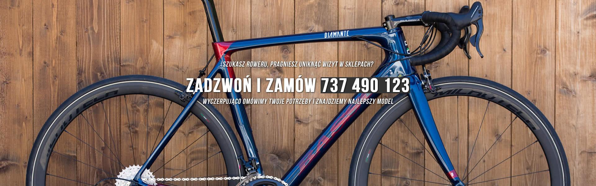 Zamów złożony i wyregulowany rower z dostawą do domu w bezpieczny sposób