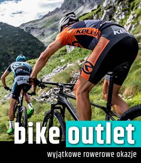 Bike outlet, wyjątkowe promocje na rowery